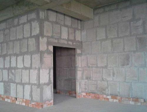 甘肅省食品股份有限公司商業一條街商鋪和凍品交易大廳商鋪的建設輕質隔墻板安裝
