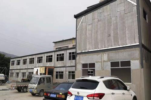 蘭州市彭家坪鎮衛生院辦公樓建設